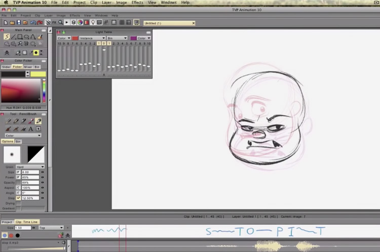 TVPaint with Aaron Blaise