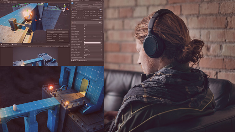 Houdini for Unity course