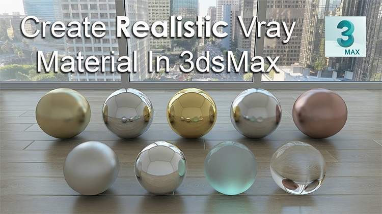 Best V-Ray Tutorials For 3ds Max, Rhino, Maya & SketchUp