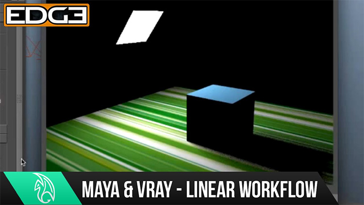 Linear workflow colors Vray