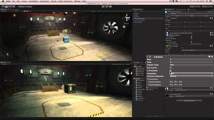 Best Unity 3D Game Design Tutorials & Video Courses For Beginners