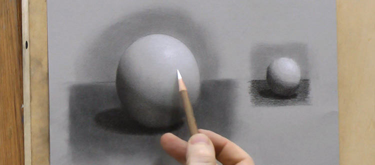 Vitruvian spheres practice