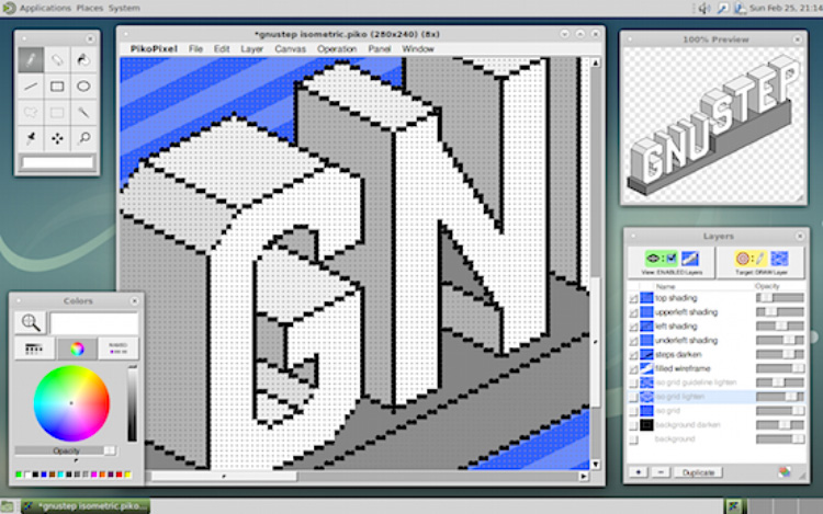Pixel Art Drawing Program Online
