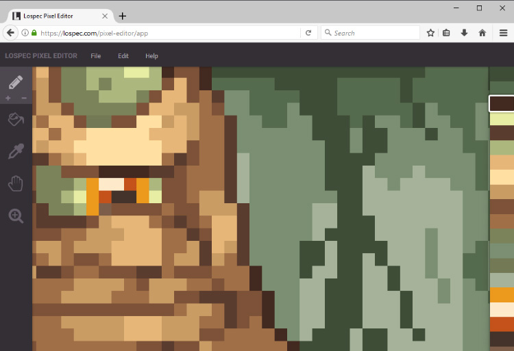 Best Pixel Art Software For All Os Mac Windows Linux