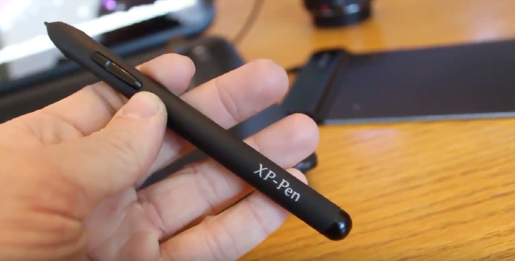 XP-Pen tablet stylus