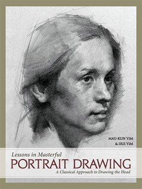 lessons masterful portrait drawing