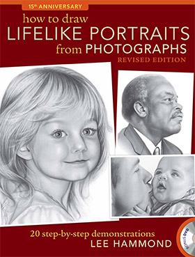 howto draw lifelike photographs portraits
