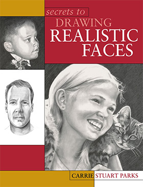 secrets drawing realistic faces