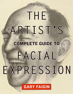 artists complete guide facial expression