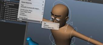 learning Maya 3D