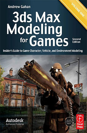 3ds max modeling games