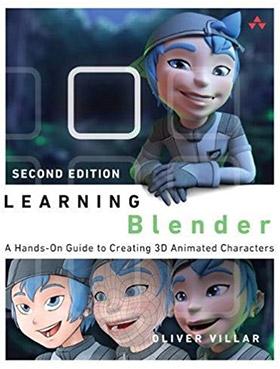 learning blender book