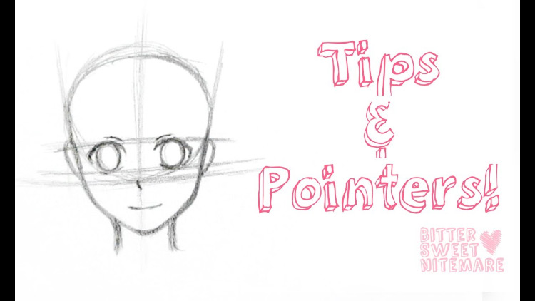 How To Draw Anime 50 Free Step By Step Tutorials On The Anime