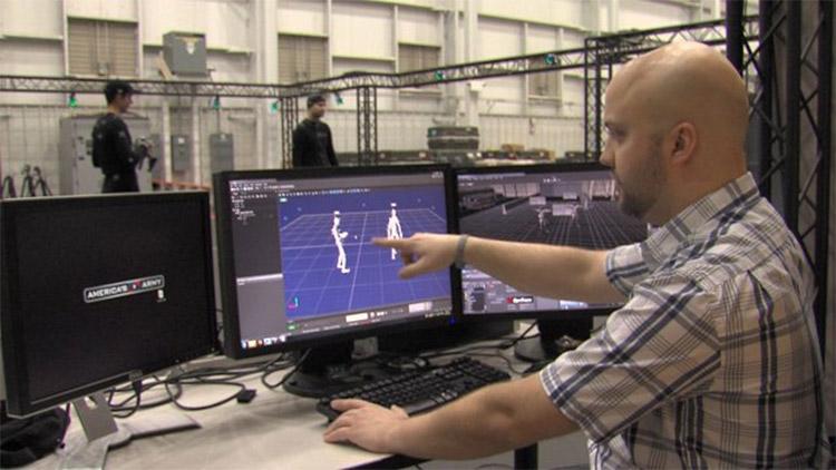 Army game designer studio