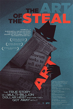 Art of the Steal cover