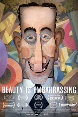 Beauty Is Embarrassing cover