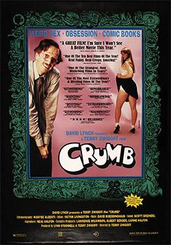 Crumb movie cover
