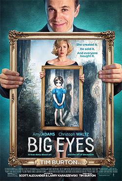 Big Eyes netflix