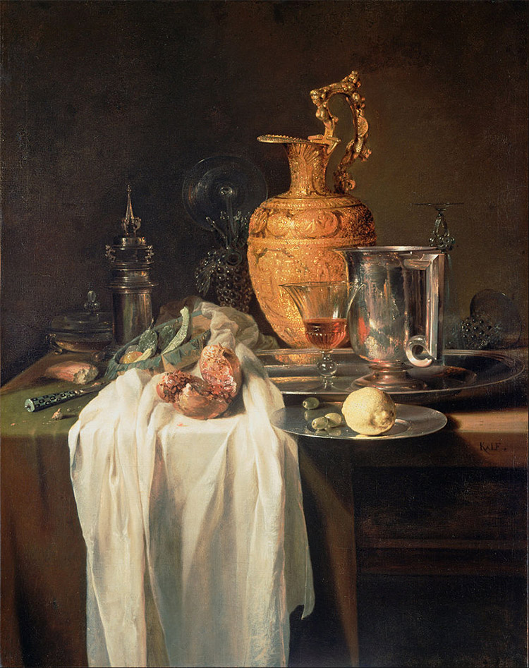 Still life painting Willem