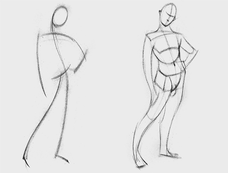 How To Master Gesture Drawing Tips Tricks For Artists