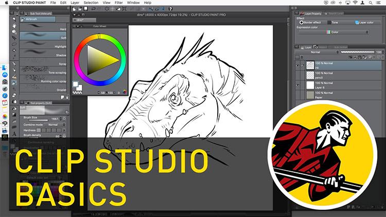 clip studio paint ex free download full version mac