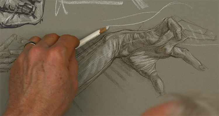 NMA course on hand drawing