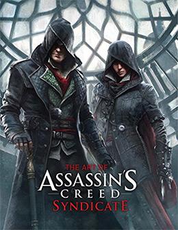 assassins creed syndicate artbook