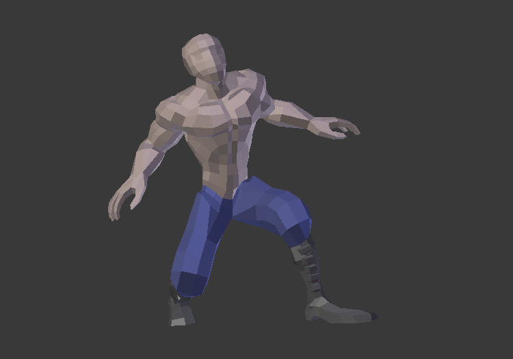 Free Blender Models & Character Rigs For 3D Artists
