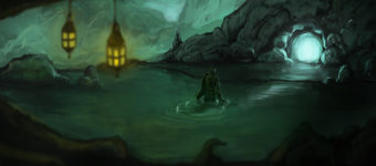 Swamps & Marshes: Digital Environment Art Gallery