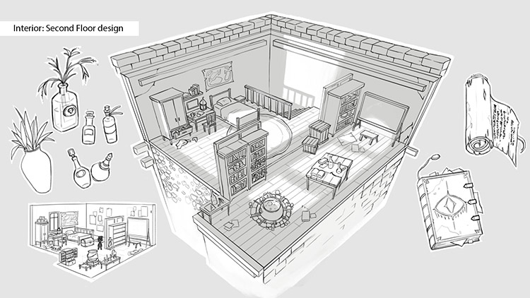 Characters, Props, Or Environments: Picking A Concept Art