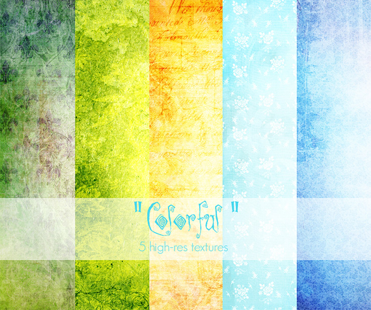 SAI colorful textures