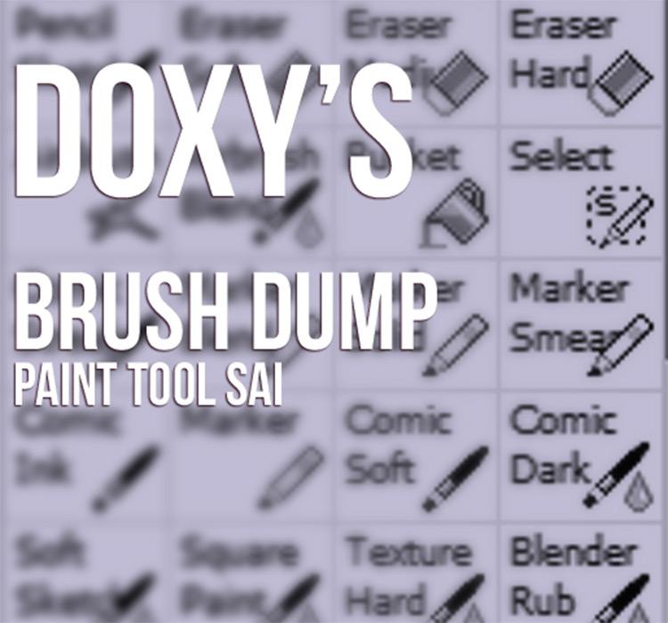 Doxy brush dump for SAI