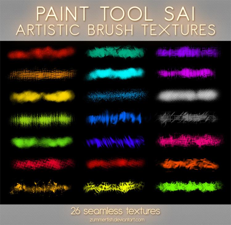 SAI Art Textures pack
