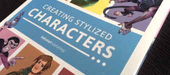 Book Review: Creating Stylized Characters by 3DTotal Publishing