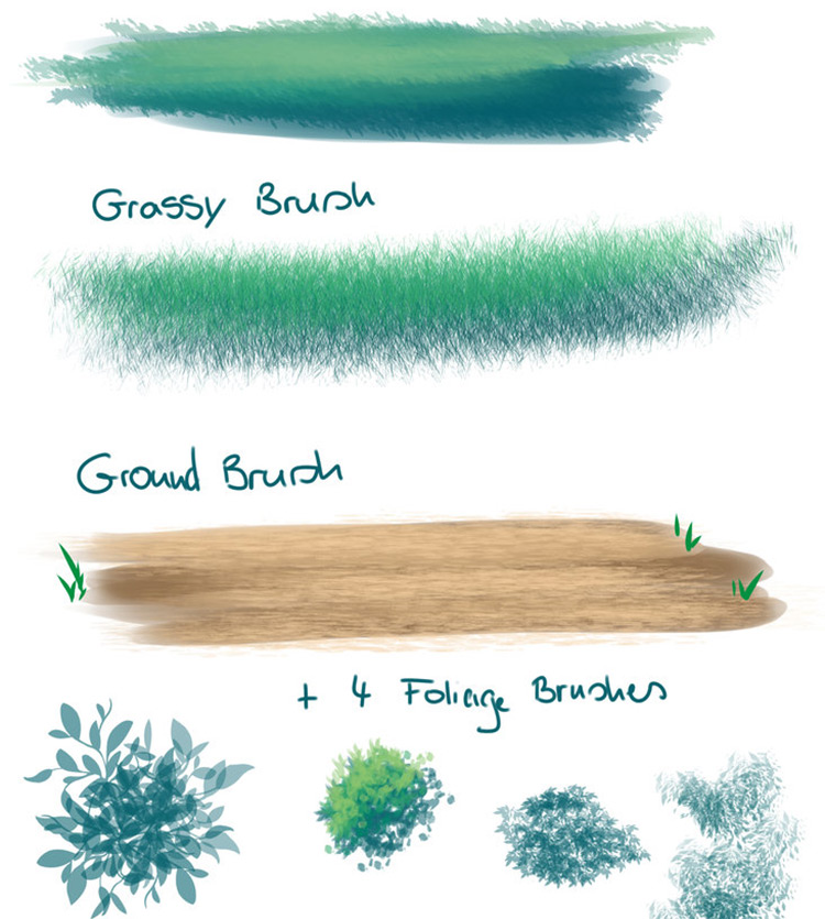 20+ Best Free Clip Studio Paint Brushes (Including Manga Studio)