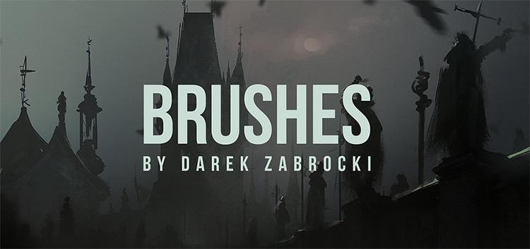 daRoz brushes