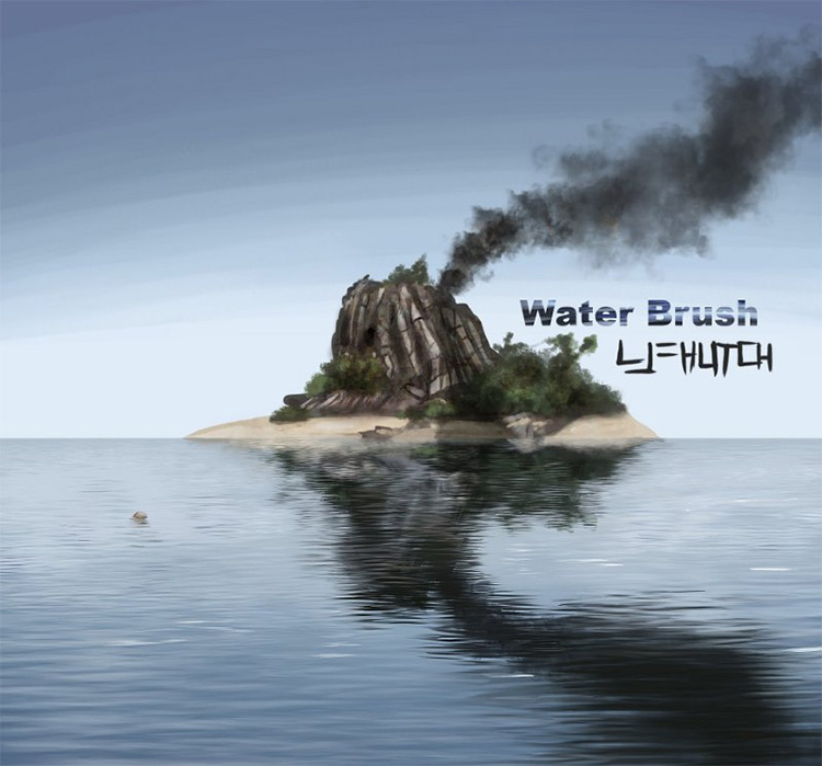 Water brush pack