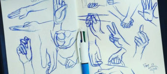 How To Build A Habit of Sketching Daily
