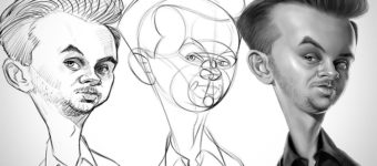Learn To Draw Caricatures: Online Classes & Courses For Studying Caricature At Home