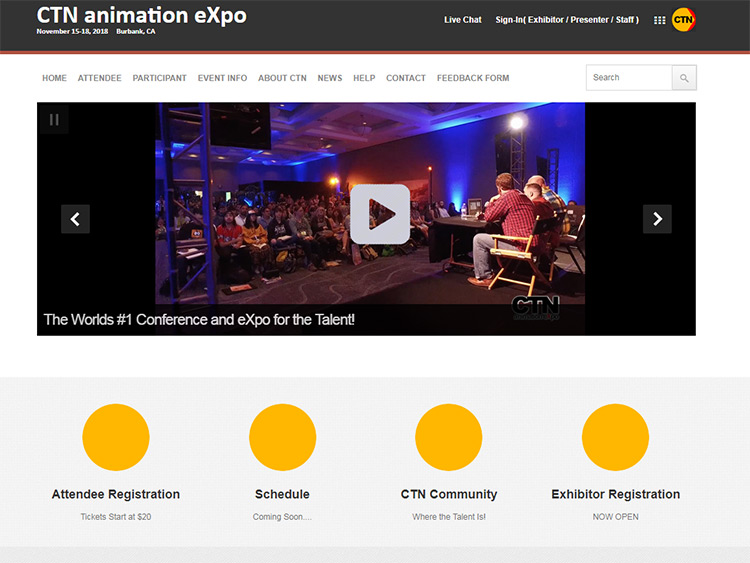 CTNx Homepage