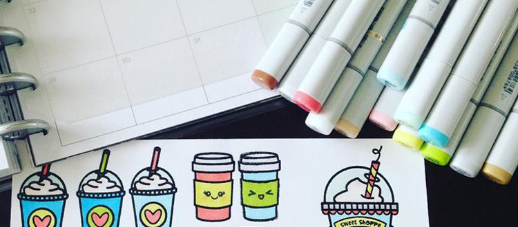 Best Art Markers For Coloring And Drawing
