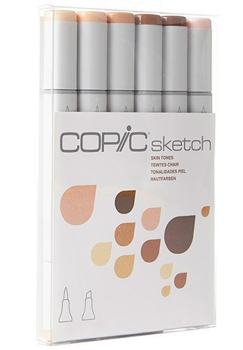 Copic Skin Markers