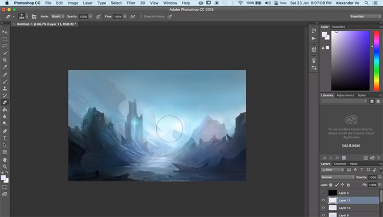 best digital painting amp drawing software for artists mac