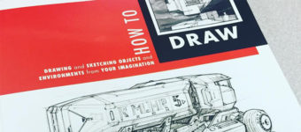 Review of Scott Robertson's How To Draw