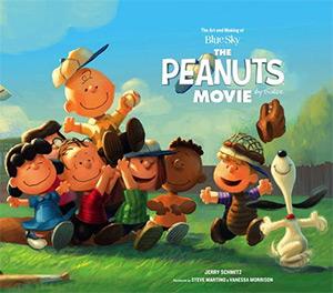 artof peanuts movie 2015 artbook