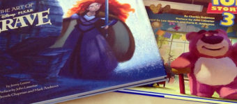 15 Best Pixar Movie Artbooks