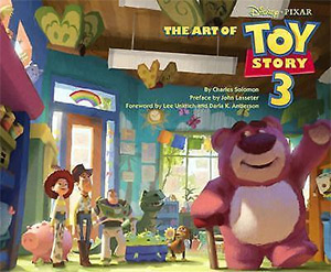 art of toy story