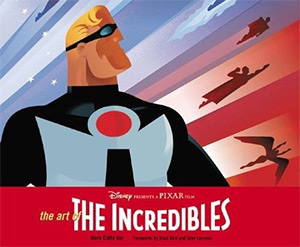 art of incredibles