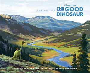 art of good dinosaur