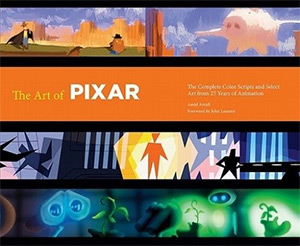 art of pixar 25th